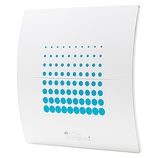 Air-Circle Designblende  (Dekor: Endless Blue, Passend für: Ventilator Premium 100)