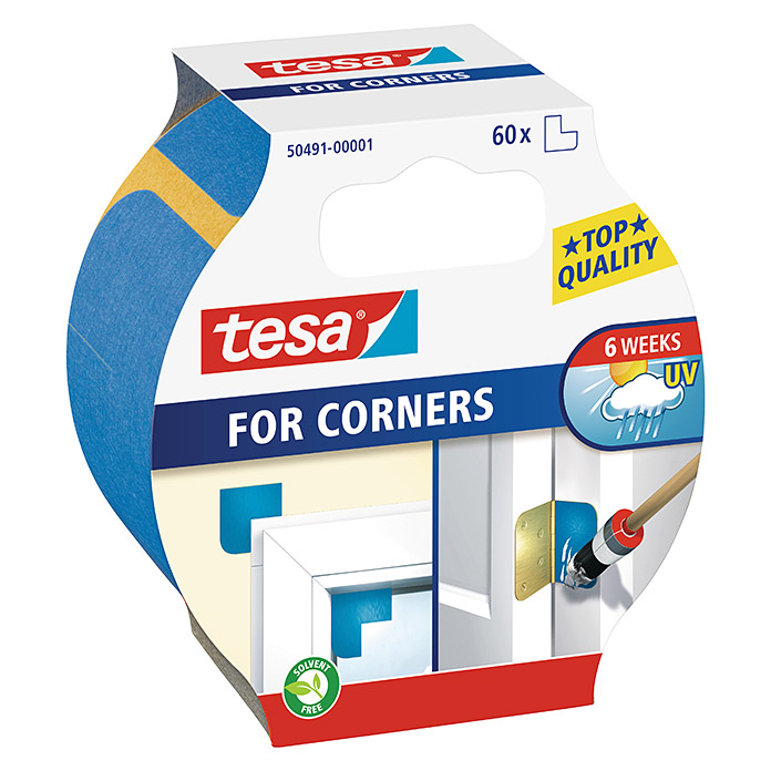 Tesa Maler-Krepp For Corners