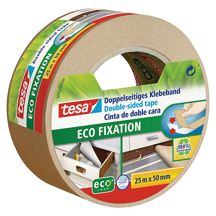 VERLEGE-  BAND ECO  FIXATION  25m:50mm  TESA