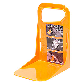 Stayhold Kofferraum-Organizer Mini (11,5 x 13,5 x 19 cm, Orange)