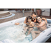 OUTDOORWHIRLPOOL    MIAMI FAMILY 190X190cm 5 PERS.