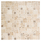 KOMBINATION TRAVERTIN MIX BEIGE SAM 4CM14
