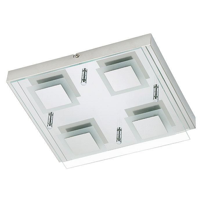 LED DECKENL. CHROM  M. 4  LED MODUL 4,5W