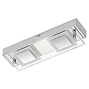 LED DECKENL. CHROM  M. 2 LED MODUL 4,5W