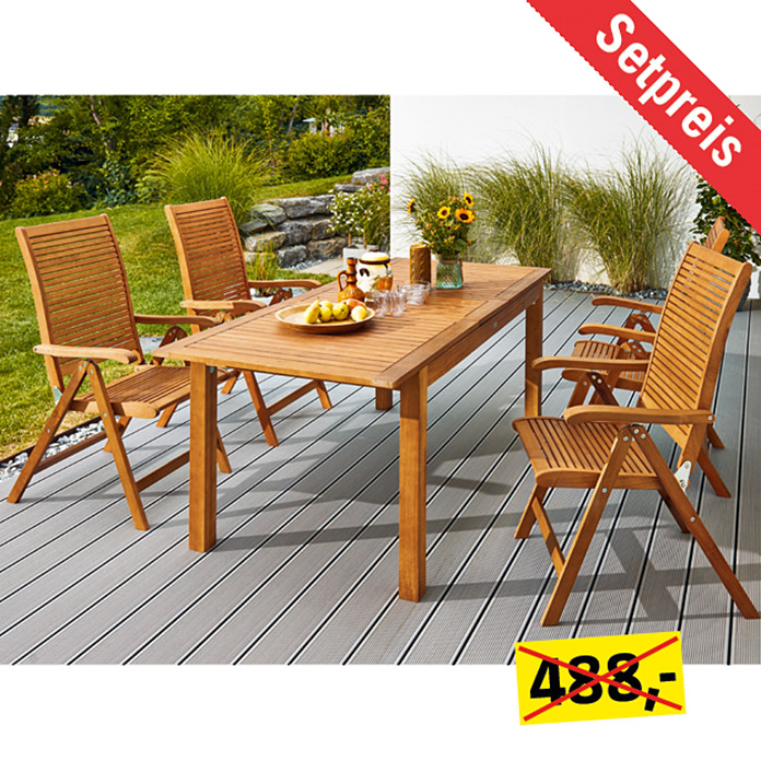 Sun Fun Elements Diana Dining-Set