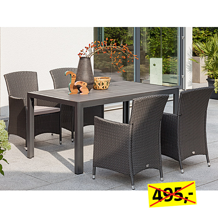 Sun Fun Loft Maja Dining-Set