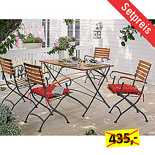 Sunfun Elements Moni Dining-Set