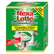 INSEKTENSCHUTZ      3 in 1 SET          NEXA LOTTE
