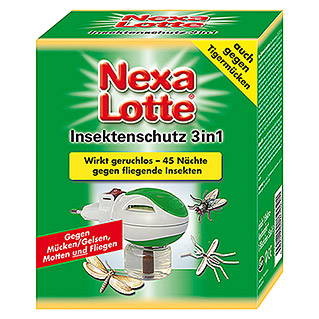 Nexa Lotte Insektenschutz 3 in 1 Set