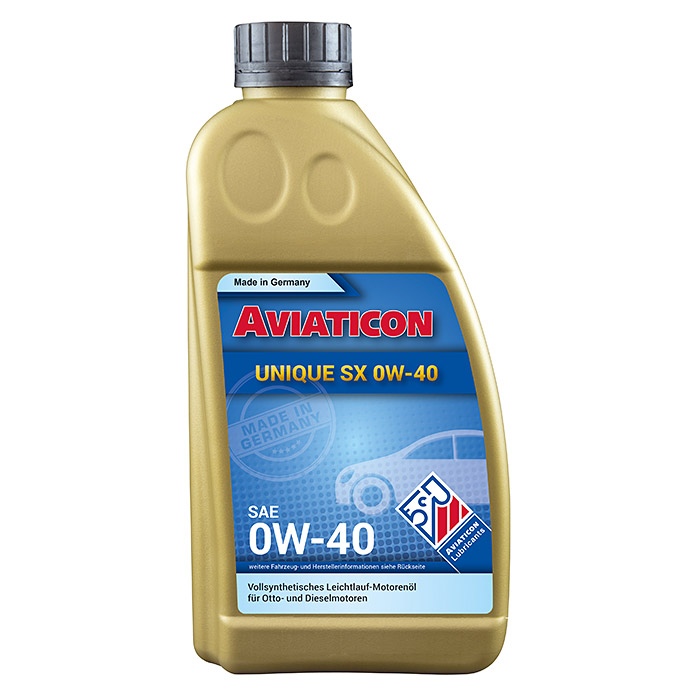 AVIATICON UNIQUE    SX 0W-40, 1 L