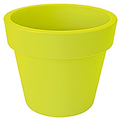 GREEN BASICS TOP PLANTER 40cm LIMEGRUEN*