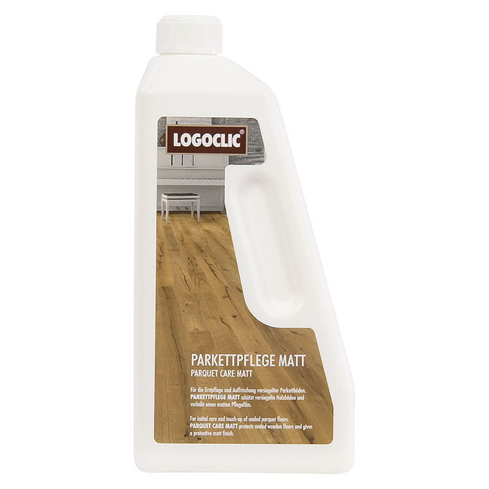 LOGOCLIC Parkettpflege (Matt, 750 ml) - LO97561