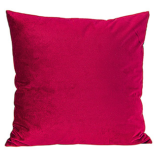 Expo Ambiente II Kissen (Samt, Rot, 45 x 45 cm, 100 % Polyester)