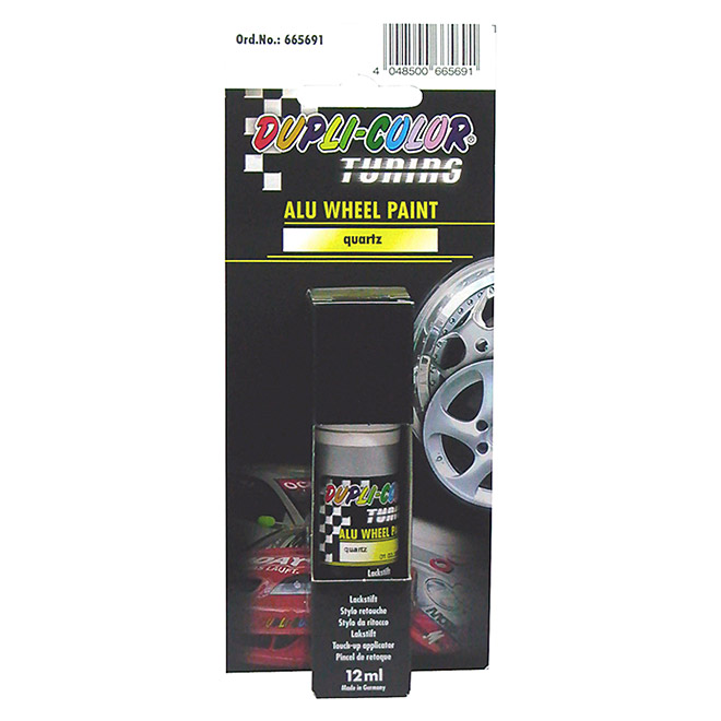 Dupli-Color Tuning Alu wheel paint-Lackstift  (Quarz)