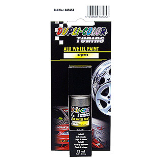 Dupli-Color Tuning Alu wheel paint-Lackstift  (Argento)