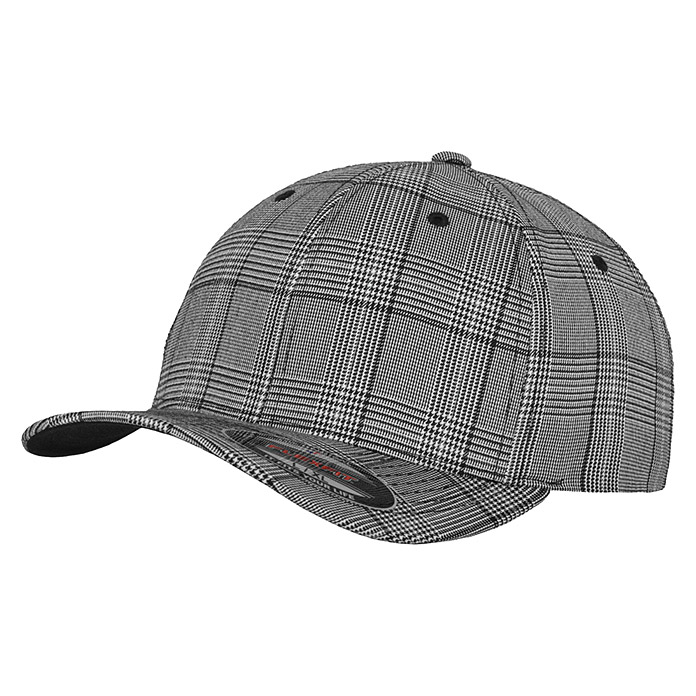 Flexfit Baseballkappe Glen Check (L/XL)