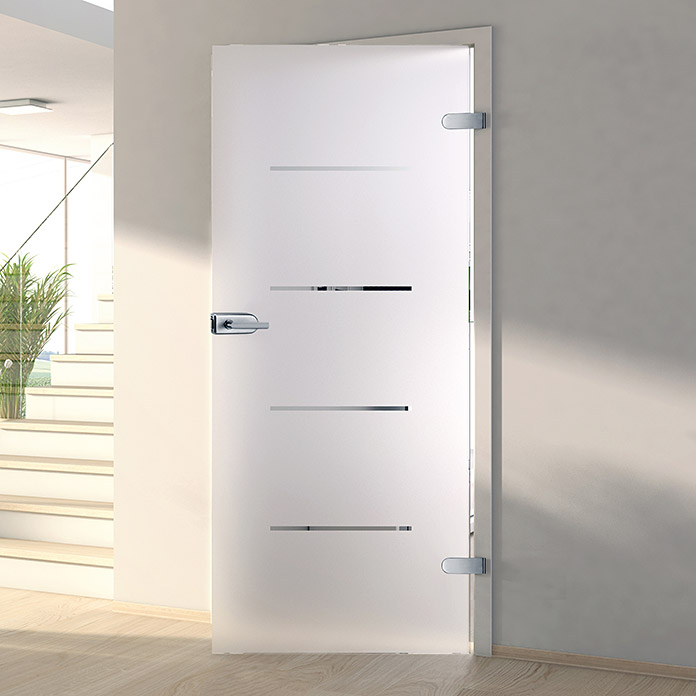 Diamond Doors Glasdrehtur Toledo 3 0 834 X 1 972 Mm Din Rechts