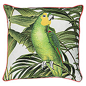 FREUNDIN HOME COLLECTION Paradise Kissen (Paradise, Bunt, 45 x 45 cm, 100 % Polyester)