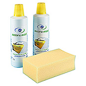 WASH&WAX SET (2X500ml SHAMPOO + SCHWAmm)