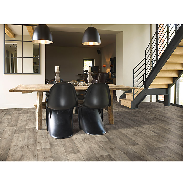 Beauflor PVC-Bodenbelag Blacktex (Valley Oak 939L)