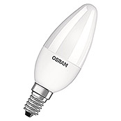LED GLOW  DIM CLB40 6,5WE14WW MATT