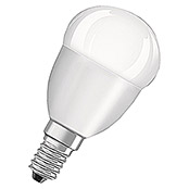 LED GLOW  DIM CLP40 6,5WE14WW MATT
