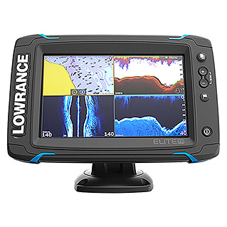 LOWRANCE ELITE-7 TI TOTALSCAN 12419