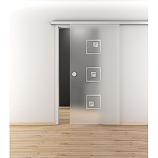 Diamond Doors Glasschiebetür 587_2