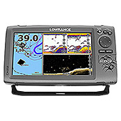 LOWRANCE HOOK-9 OHNETRANSD. 12668-001