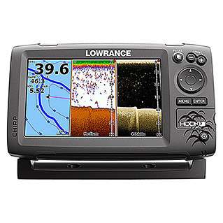 LOWRANCE HOOK-7 OHNETRANSD. 12663-001